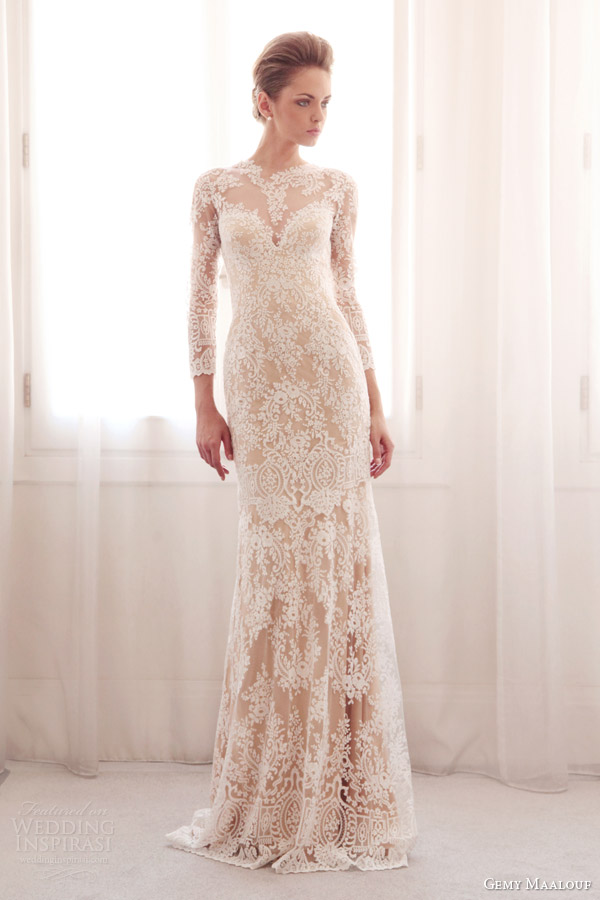 ivory lace wedding dress ornaments in concert with s media cache ak0 pinimg originals 96 0d 2b long dresses for
