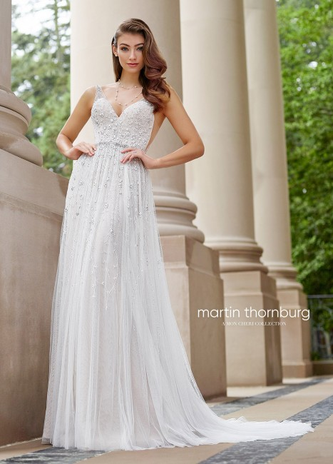martin thornburg for mon cheri stanza open back wedding gown 01 618