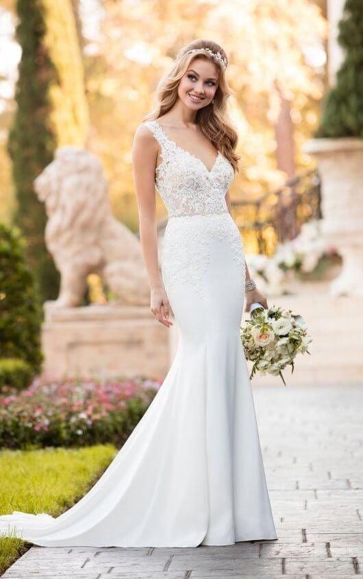 Wedding Dresses Jacksonville Fl Elegant Stella York 6476 Sz 8 Ivory Porcelain Available at