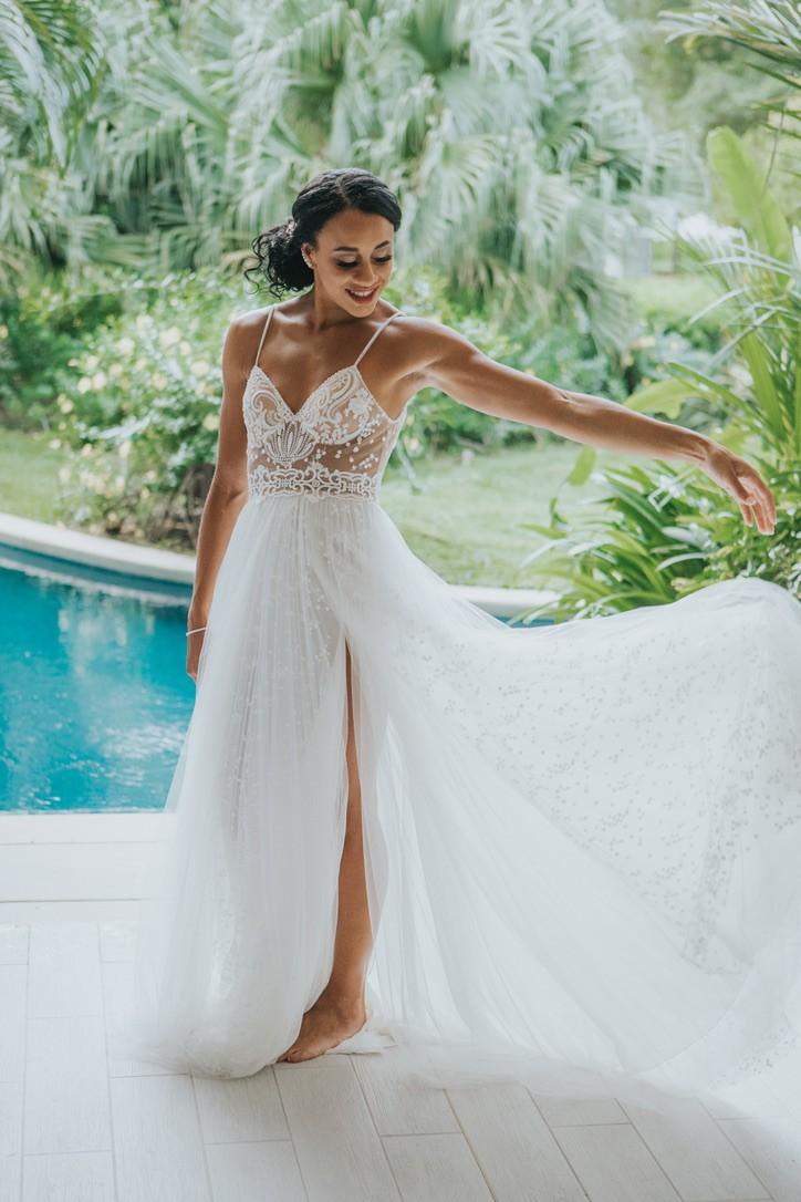 Wedding Dresses Knoxville Tn New Gali Karten Hayley Size 4