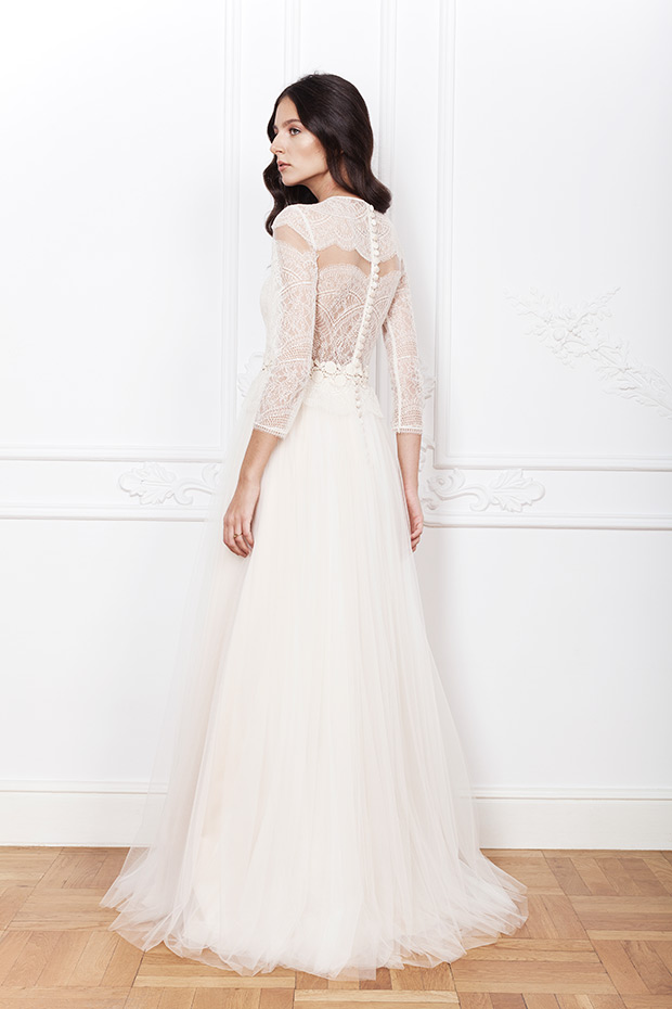 Divine Atelier 2016 Sarah wedding dress weekly round up