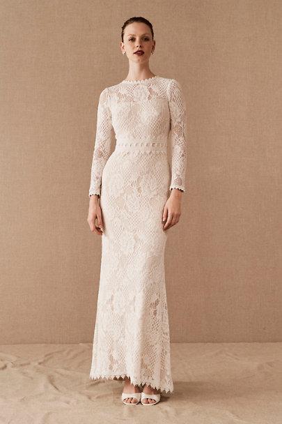 Wedding Dresses Like Bhldn Awesome Tadashi Shoji Tenley Gown