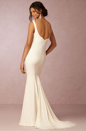 Wedding Dresses Like Bhldn Beautiful Shades Of White Wedding Dresses