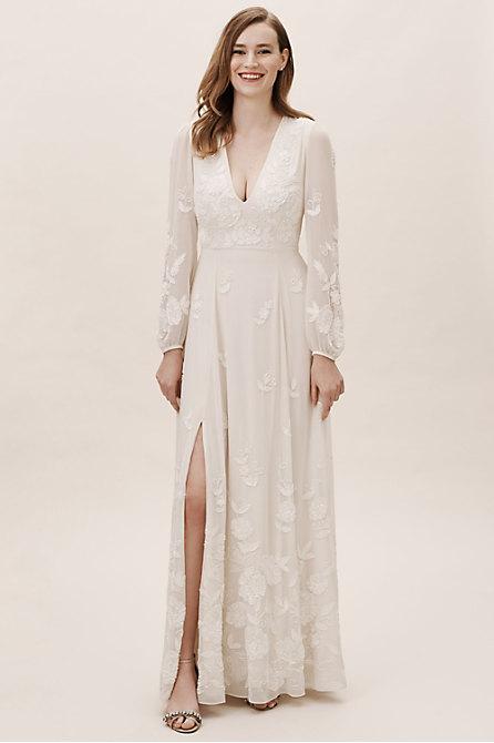 Wedding Dresses Like Bhldn Fresh Spring Wedding Dresses & Trends for 2020 Bhldn