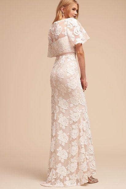 Wedding Dresses Like Bhldn Lovely Fiona Gown Dresses