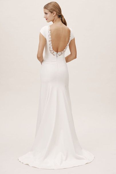 Wedding Dresses Like Bhldn Unique Jenny Yoo Haven Gown W In 2019