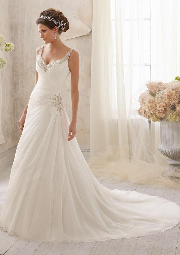 Wedding Dresses Lincoln Ne Unique Delicate Chiffon Dress – Fashion Dresses