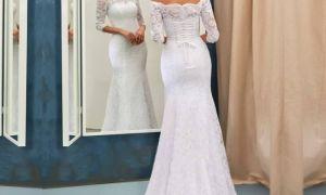 27 Elegant Wedding Dresses One Shoulder