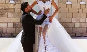 25 Beautiful Wedding Dresses Pants