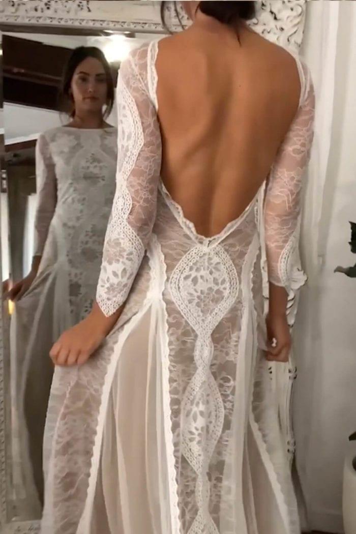 Wedding Dresses Rental Los Angeles Elegant Inca