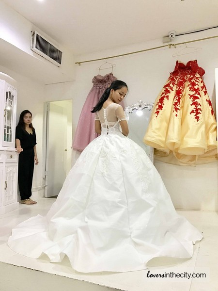 Gown For Rent 015