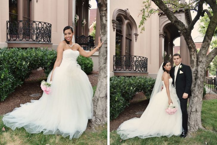 Wedding Dresses Richmond Va Inspirational Gorgeous Vera Wang Satin and Tulle Wedding Dress Richmond