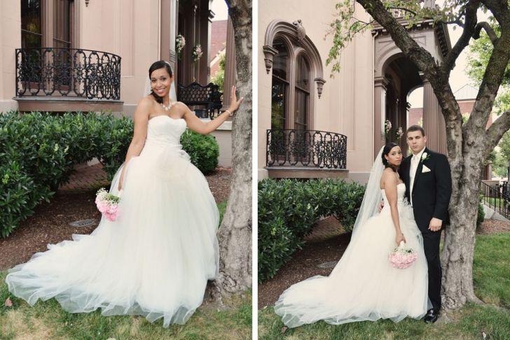 Wedding Dresses Richmond Va Inspirational Gorgeous Vera Wang Satin and Tulle Wedding Dress Richmond