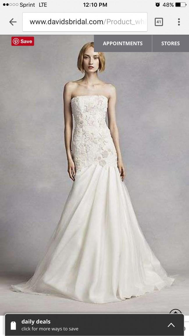 Wedding Dresses Size 10 Elegant Vera Wang New Size 10