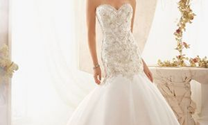 23 Lovely Wedding Dresses Sleeveless