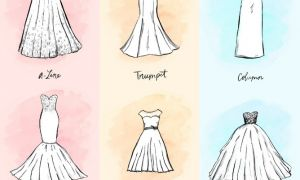 20 Awesome Wedding Dresses Styles Names