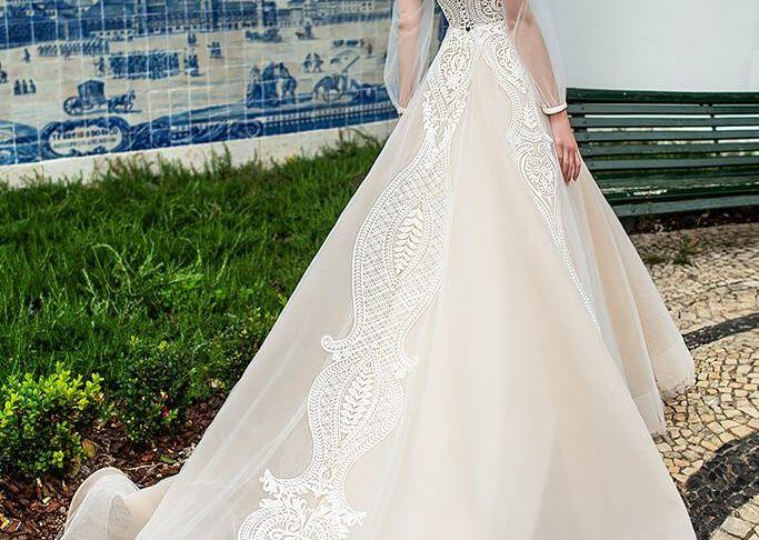 Wedding Dresses Tampa Inspirational Lexie Wedding Dress by Oksana Mukha