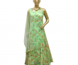 Wedding Dresses Under $200 Lovely Festive Wear Indowesterns Gown Wth Heavy Dupatta Party
