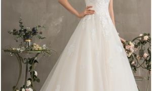 29 Elegant Wedding Dresses Under 400
