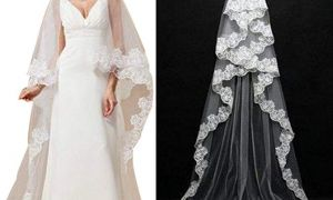 25 Beautiful Wedding Dresses Veil