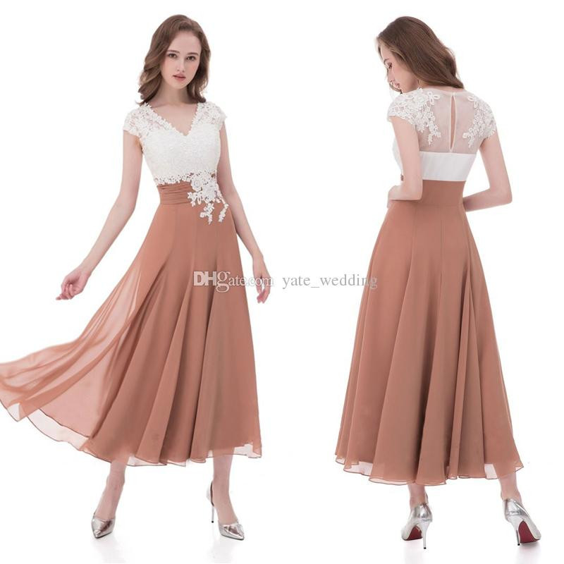 tea length dresses with sleeves for wedding guest wholesale mother the bride dresses tea length cheap mother favorite
