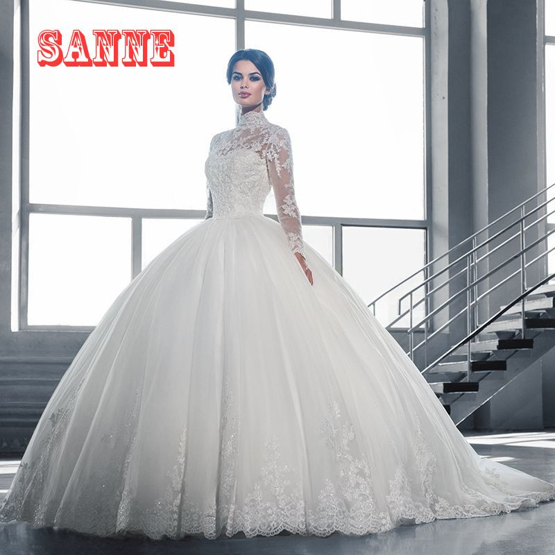 wedding dresses china unique cheap wedding dress high neck quality muslim wedding dress of wedding dresses china