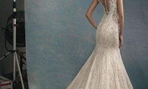 23 Best Of Wedding Dresses with Illusion Neckline