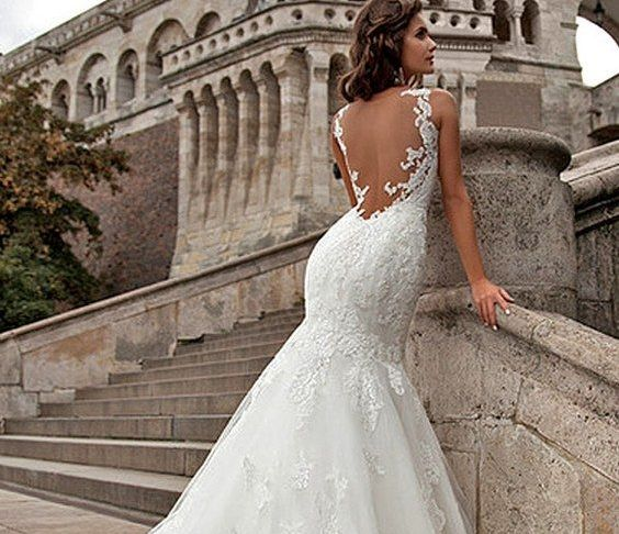 Wedding Dresses with Lace Backs Beautiful Pin On Wedding Dresses