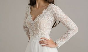 30 Inspirational Wedding Dresses with Lace top
