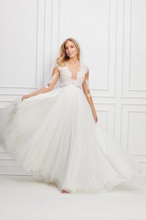 wtoo camden long sleeve bridal gown 01 700
