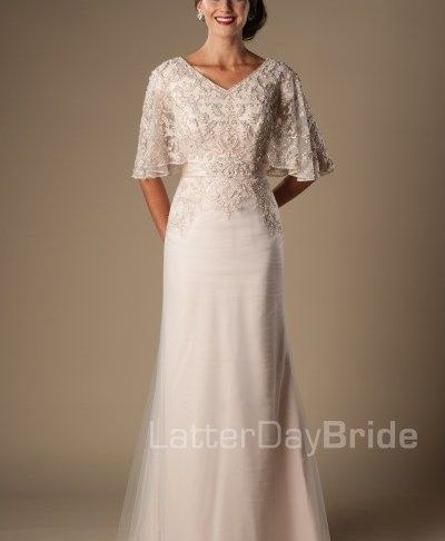 Wedding Dresses with Sleeves for Older Brides Unique Primrose Modest Wedding Gowns From Gateway Bridal