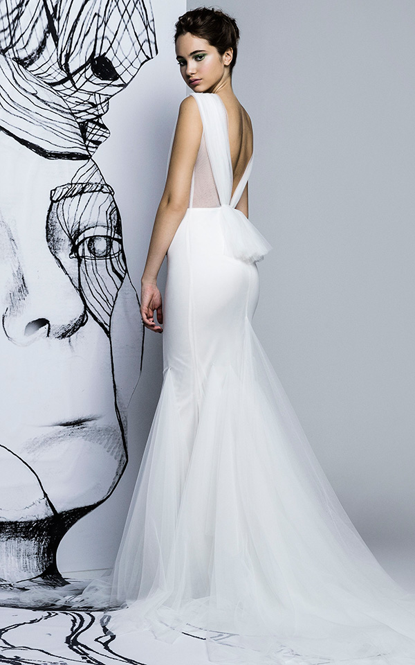 Wedding Dresses with Slits In the Front Fresh Calla