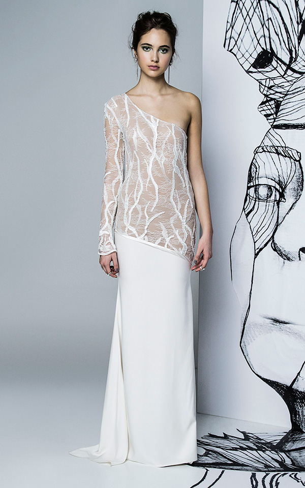 Wedding Dresses with Slits In the Front Lovely Calla