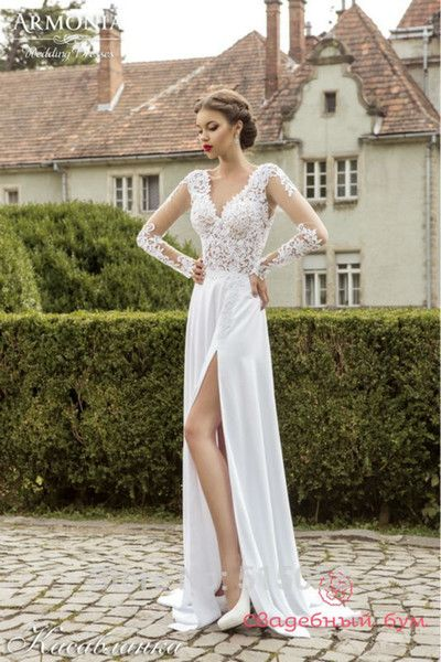 Wedding Dresses with Slits In the Front Luxury Pin On Wedding Dresses