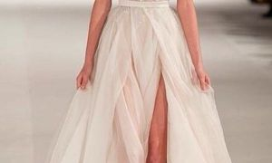 30 Best Of Wedding Dresses with Slits Up the Leg
