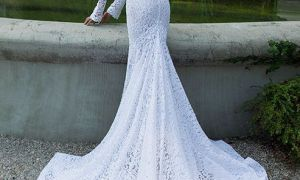 30 Inspirational Wedding Dresses without Trains