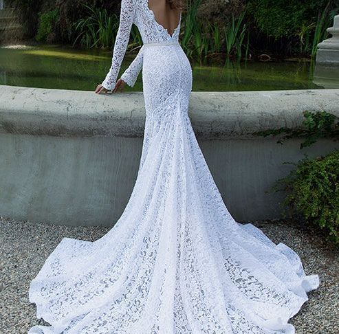 Wedding Dresses without Trains Lovely 50 Gorgeous Wedding Dresses with Train