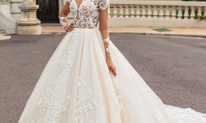 24 Awesome Wedding Gown Designs 2017