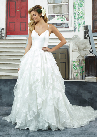 Justin Alexander 169 8948 2 Designer Wedding Dresses I Do I Do Bridal Studio New York New Jersey