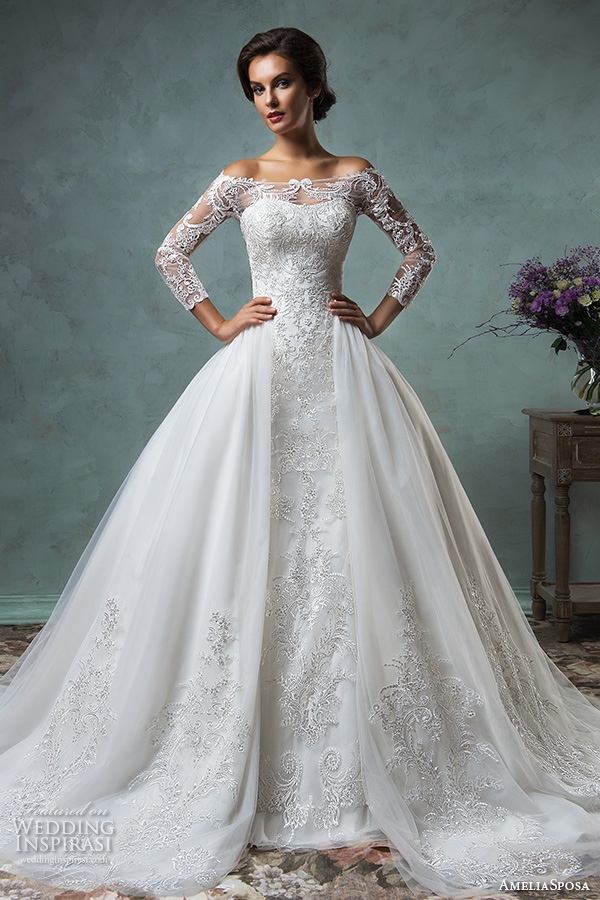 Wedding Gowns 2017 Beautiful Gowns for Weddings Unique Milla Nova 2017 Cap Sleeve Mermaid