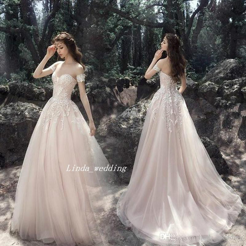 a line wedding dresses discount 2017 romantic a line wedding dress vintage sweetheart neck recent