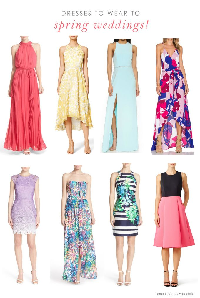 Wedding Guest Dresses for Spring Beautiful Wedding Guest Dresses for Spring Weddings