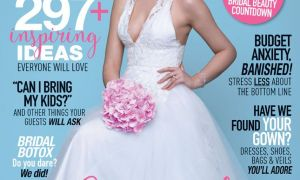 25 Luxury Wedding Magazine Cover