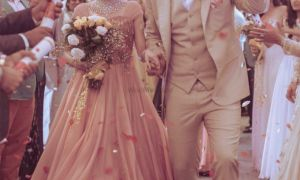 21 Awesome Wedding Reception Dress for Bride