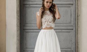 27 Elegant Wedding Separates