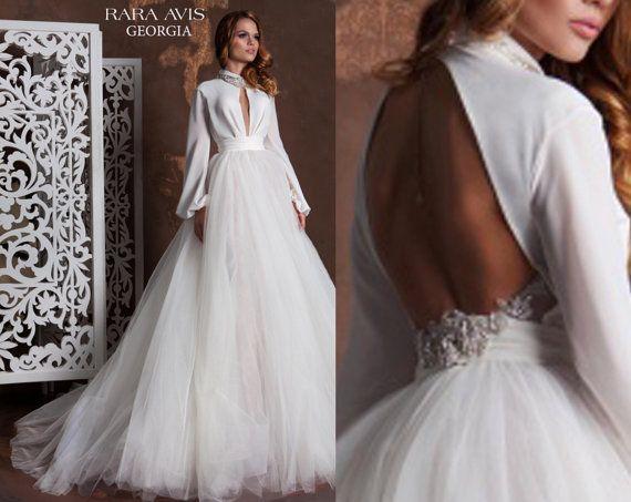 unique wedding dress georgia bohemian wedding dress tulle wedding dress ball gown wedding dress the princess bride bride dress