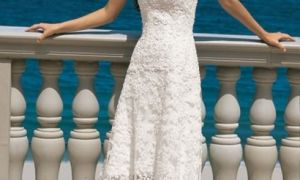 24 Awesome White Beach Wedding Dresses Casual