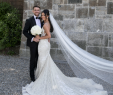 White Silk Wedding Dress Awesome thevow S Best Of 2018 the Most Stylish Irish Brides Of