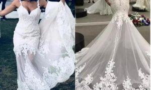 26 Elegant White Summer Wedding Dresses