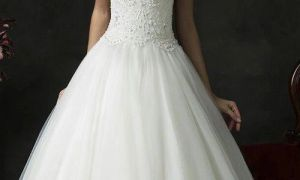 21 Lovely White Wedding Dress Cheap